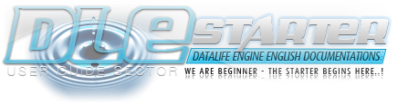 Datalife Engine Userguide, User Manual and User Guide